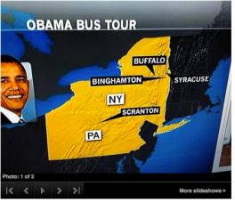 MSNBC's concept of NEw York State - what it's all upstate anyways?