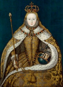 Queen Elizabeth I by Unknown English artist oil on panel, circa 1600 © National Portrait Gallery, London